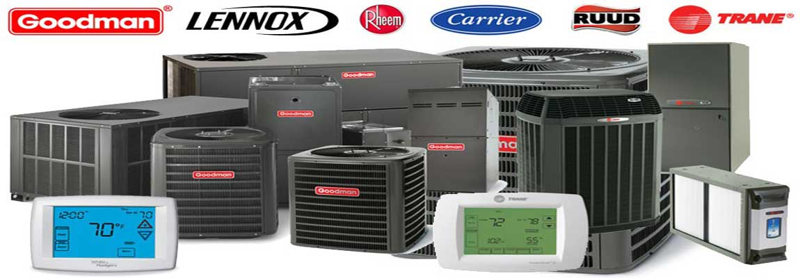 Servicing all name brands & models of heating, cooling & refrigeration equipment