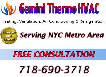 Air Conditioning HVAC Contractor Brooklyn, NY